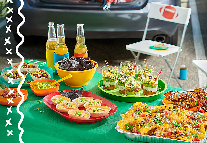 How to Host a Winning Tailgate Party