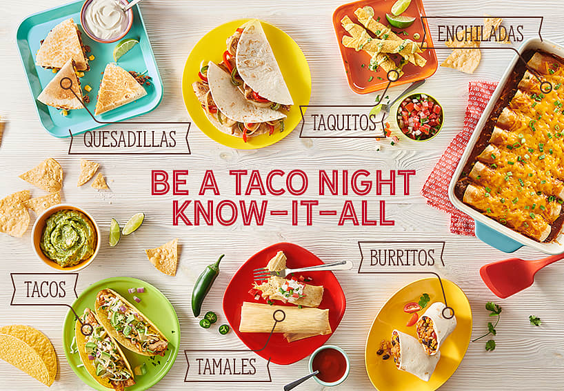 Be a Taco Night Know-It-All