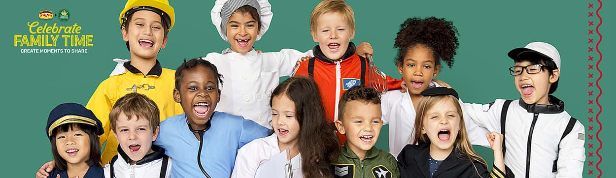 Celebrate Family Time - Lebron James Family Foundation