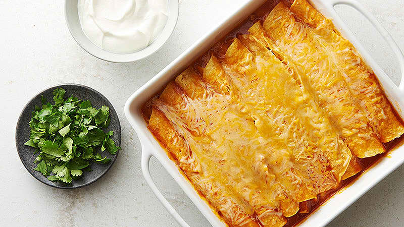 Easy Chicken Enchiladas Mexican Recipes Old El Paso