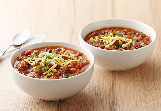 Instant Pot Beef Bean Chili Mexican Recipes Old El Paso